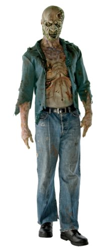 The Walking Dead Decomposed Zombie Adult Halloween Costume