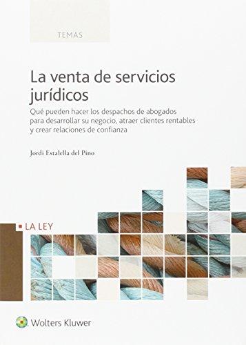 Venta de servicios jurídicos,La