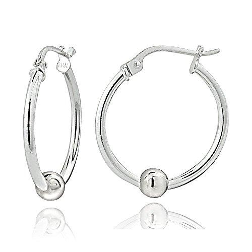 hoops-loops-sterling-silver-18mm-round-bead-hoop-earrings