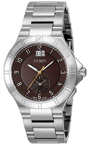 [フェンディ]FENDI 腕時計 ハイスピード ブラウン文字盤 F478120 メンズ 【並行輸入品】