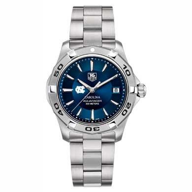Unc Men'S Tag Heuer Blue Aquaracer