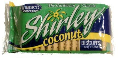 Shirley Biscuits – Coconut