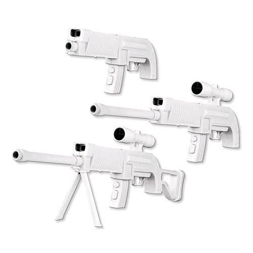 Keyteck WII-81 Sniper Rifle Arma