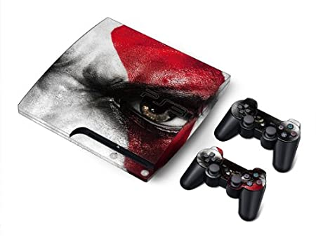 God of War Skin Cover For Sony Playstation 3 PS3 Y144