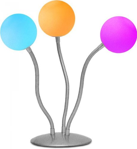 Creative Motion 3-Ball Color Changing Lamp