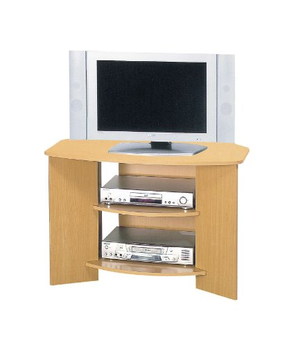 Cheap ACME Natural Finish Tv Stand (VF_AM2023)