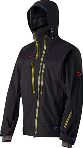 MAMMUT ALYESKA Outdoor Jacke men Winter 2011/2012 Farbe: black - Groesse: L