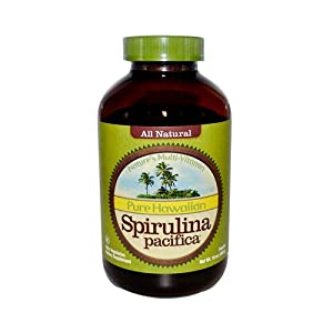 Nutrex Hawaii Pure Hawaiian Spirulina Pacifica -- 16 oz