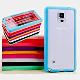 BIG D Colorful Silica Gel Acrylic for Samsung Galaxy Note 3 N9000Assorted Colors Color Rose
