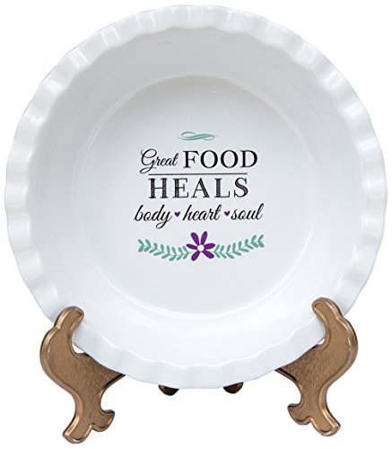 The Grandparent Gift Plate, Great Food Pie
