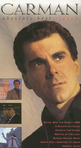 Carman: Absolute Best Videos [VHS]
