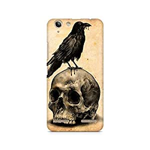 Mobicture Skull Abstract Premium Printed Case For Lenovo K5 Plus
