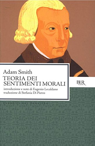 the views of adam smith essay