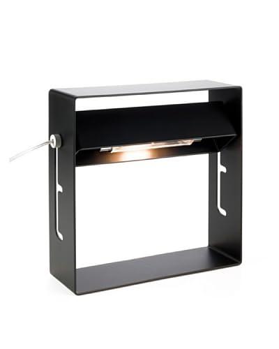 SEGNO Tischlampe Es.Pop 20 S+L 230V 48W G9 Bk stahl/schwarz