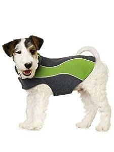 Amazon.com : Kakadu Pet Explorer Double Fleece Dog Coat