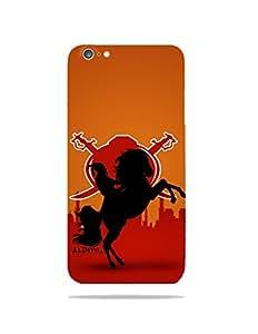 alDivo Premium Quality Printed Mobile Back Cover For Apple iPhone 6 / Apple iPhone 6 Back Case Cover (MKD267)