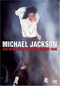 Michael Jackson: Live in Bucharest: The Dangerous Tour by Sony