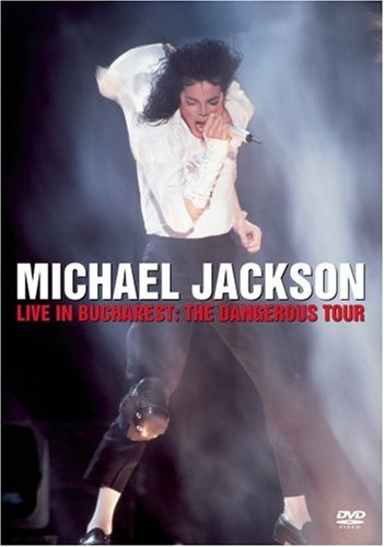 Michael Jackson: Live in Bucharest: The Dangerous Tour