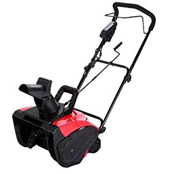 With the power smart db5023 13 amp electric snow thrower in hand, clearing off sidewalks, driveways and patios is no longer a tiresome chore in winter. equipped with a 13 amp electric motor, this snow thrower is capable of cutting snow up to 18-Inch ...