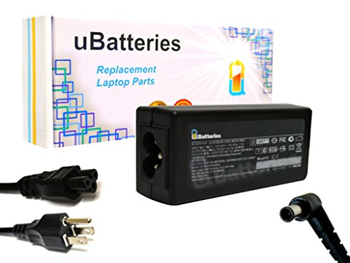 Click to buy UBatteries Laptop AC Adapter Charger Sony VAIO PCG-R505TSK - 80W, 19.5V - From only $30.95
