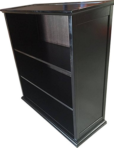 Designer Mini Bookshelf (Espresso)
