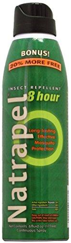 Natrapel 8 hour 6oz. Continuous Spray