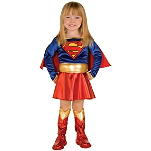 Supergirl Toddler Costume - Kid's Costumes