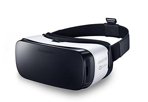 Samsung Gear VR Dispositivo di Realtà Virtuale, Compatibile con Galaxy Note 5 / S6, S6 Edge e S6 Edge+, S7 , S7 Edge Bianco