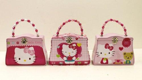 The Tin Box Company Hello Kitty Classic Purse Tin - 1