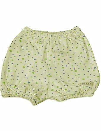 Mak the Yak - Baby Boys Polka Dot Shorts, Ivory 27346-3-6Months
