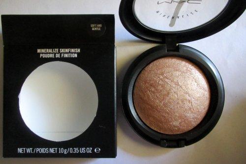 MAC Mineralize Skinfinish Powder Soft and Gentle Blush Nib by M.A.C