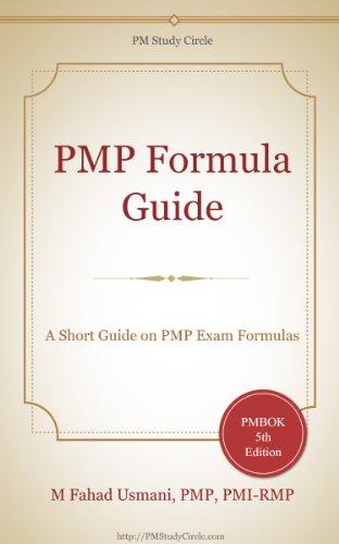 Pmp Formula Guide front-120561