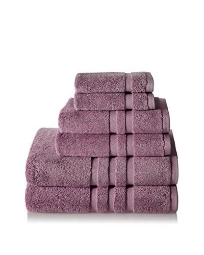 Chortex Irvington 7-Piece Towel Set, Grape