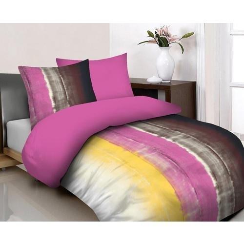 Mini-Maxi & PRESTIGE-PARURE di biancheria da letto con copripiumone da 160 x 200 cm con 2 federe per cuscino, 70 x 80, 100% cotone, (02)