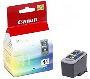 Canon Original CL-41 Colour Ink Cartridge