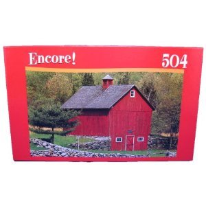 Encore Puzzle - Stonington, CT 504 Pieces