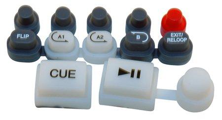 Denon Electronics - 1132125001 - Rubber Button 3 Dnhc4500