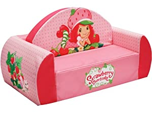 American Greetings Strawberry Shortcake Strawberries Flip Sofa Strawberry Shortcake from American Greetings