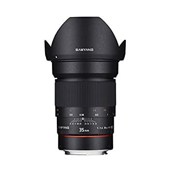 Samyang SYAE35M-C 35mm F1.4 Aspherical Lens with Chip for Canon AE/EF-S Cameras promo code 2015