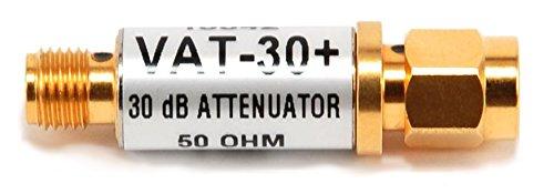 30Db Rf Fixed Inline Sma Attenuator Pad (Coaxial)