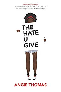 Book Cover: The Hate U Give