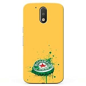 Kaira High Quality Printed Designer Back Case Cover for Motorola Moto G4 / G4 Plus ( 4rth Generation) (Meltingbeercap )