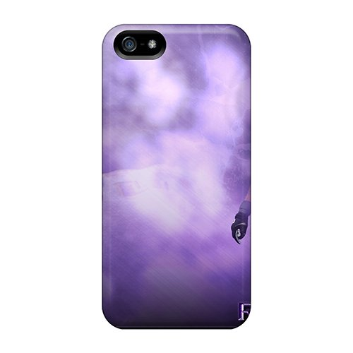 Tearproof High Quality On AccDavid Baltimore Ravens Case For Iphone 5/5s Case at Amazon.com