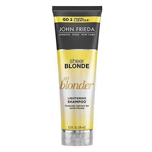 John Frieda Sheer Blonde Go Blonder Lightening Sha…