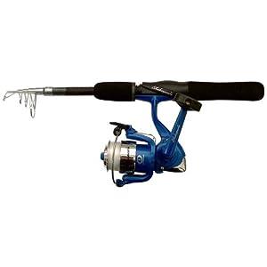 Shakespeare fishing rods buy shakespeare ultra light for Light action fishing rod