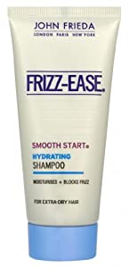 John Frieda Frizz Ease Smooth Start Hydrating Shampoo Travel Size 50ml