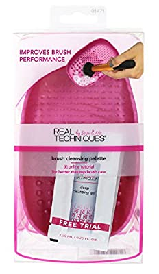 Real Techniques Brush Cleansing Products