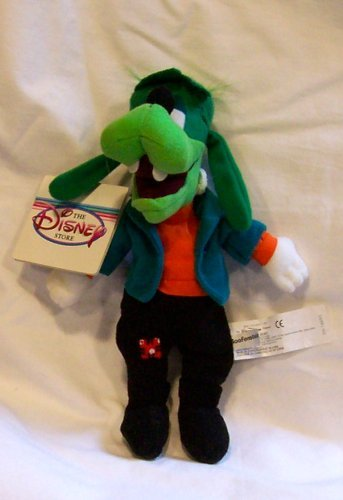 Goofy Frankenstein Goofenstein - Disney Mini Bean Bag Plush