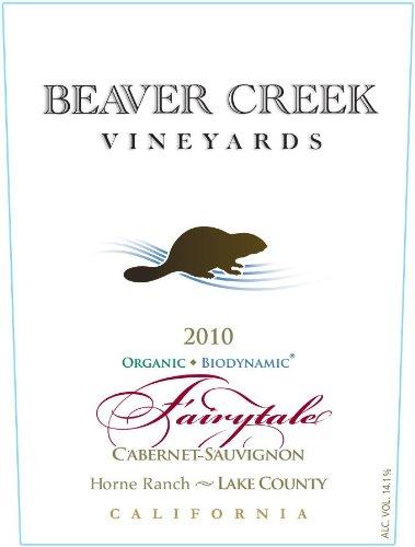 2010 Beaver Creek Fairytale Cabernet Sauvignon Lake County 750 Ml