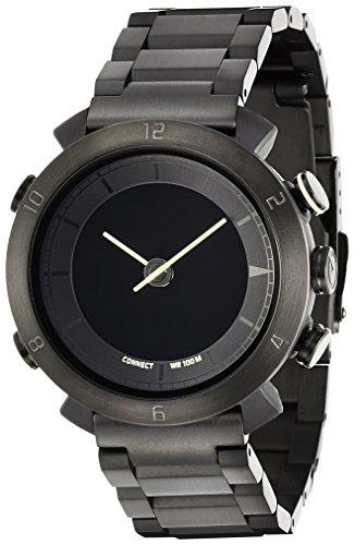 Bluetooth SmartPhone Corresponding Analog Watch Cogito Classic (Metal / Black)
